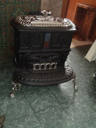Cute Little Woodstove Designlovefest Home How To
