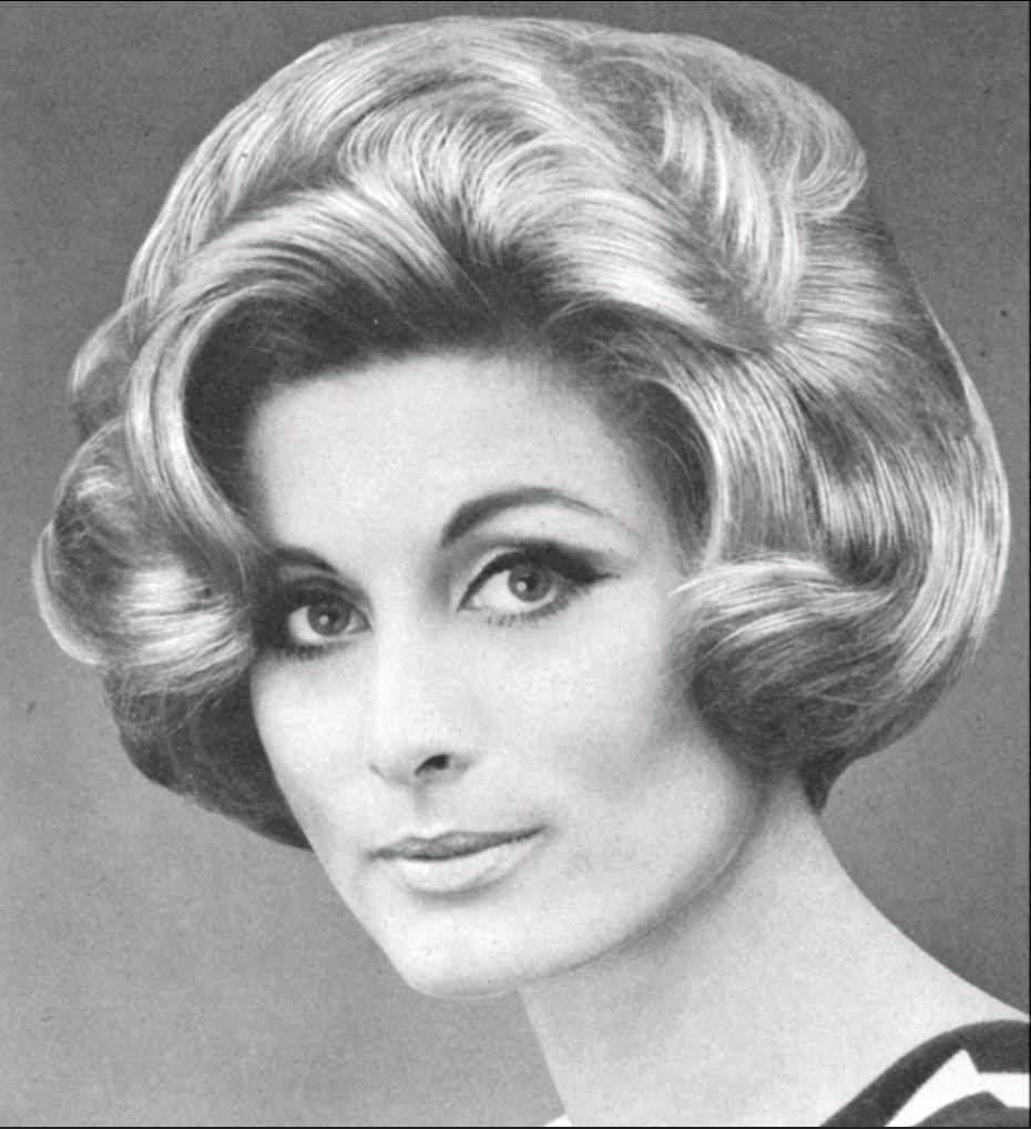 Bouffant Hairstyles 1960S | Fade Haircut
