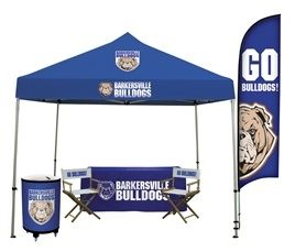 Custom Branded Pop Up Canopy Tents for Events u0026 Tradeshows  sc 1 st  Pinterest & Tailgater Total Tent Kit | Custom Tailgate ideas | Pinterest ...