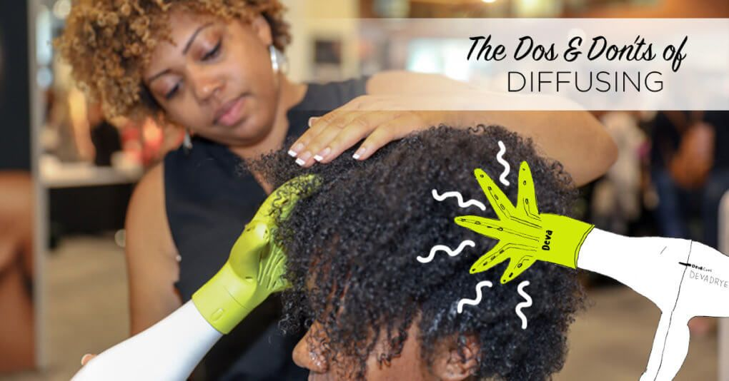 Dos donts of diffusing curly hair with images hair