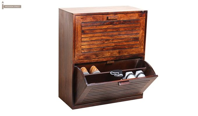 Delonix Footwear Organizer Honey Finish Shoe Stand In Bangalore Bareilly Barnala Bhatinda Bhopal Wooden Shoes Wooden Shoe Cabinet Plastic Shoe Rack