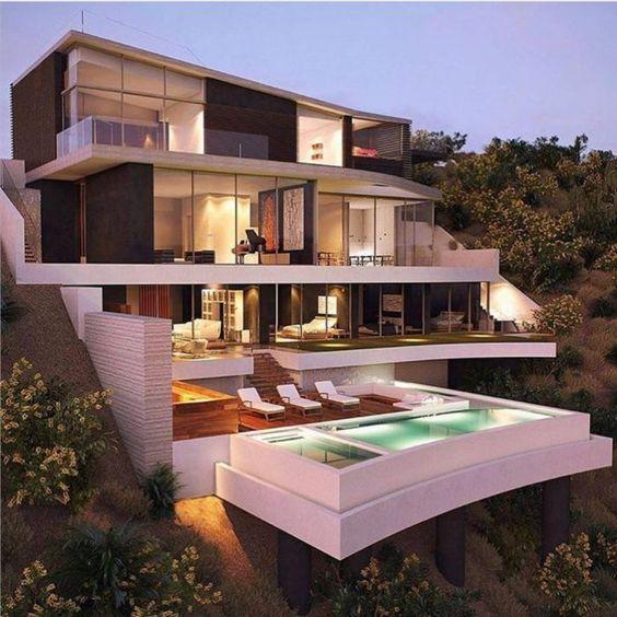 Delightful Architektur · Dream Homes
