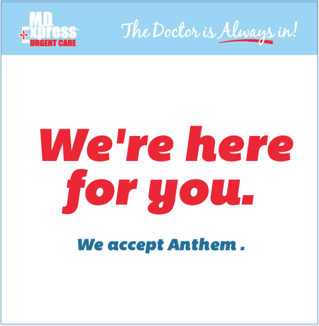 We Accept Anthem Insurance (With images) | Anthem insurance