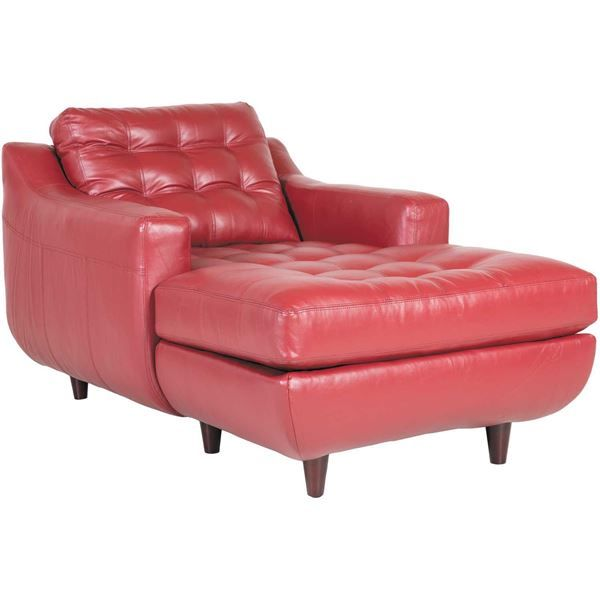 Bentley Cardinal Chaise by Simmons Upholstery is now available at ...