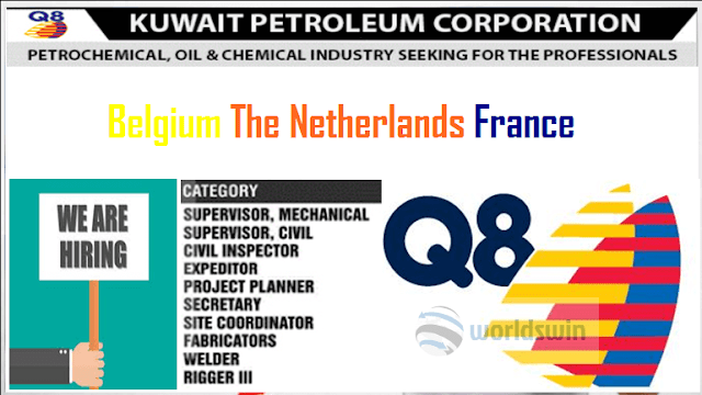 Jobs In Q8 Kuwait Petroleum Job Shop Kuwait Job