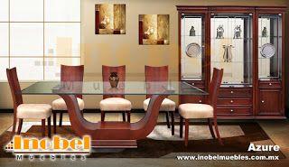 Muebles y decoraci n para el hogar vitrinas para comedor for Muebles modernos para el hogar