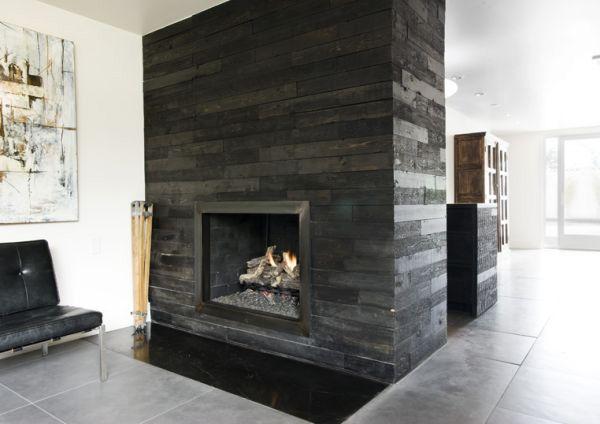 Utah Modern Homes for Sale dark walnut makes it Wood