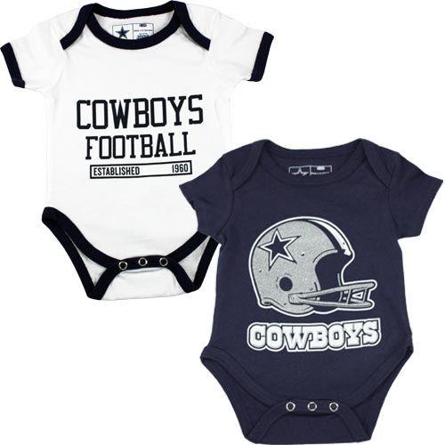 Dallas Cowboys Infant Logo Premier Tee 18M