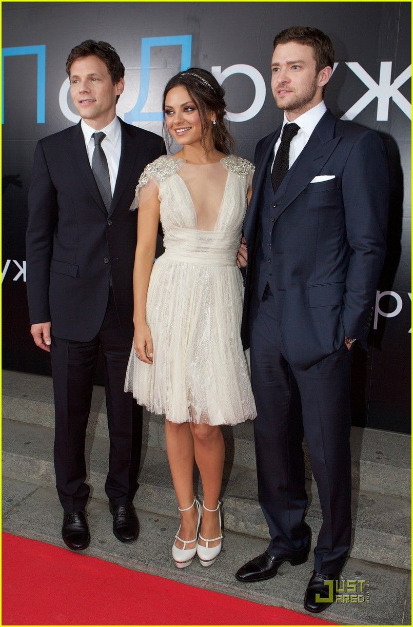 Mila Kunis And Justin Timberlake Mtv