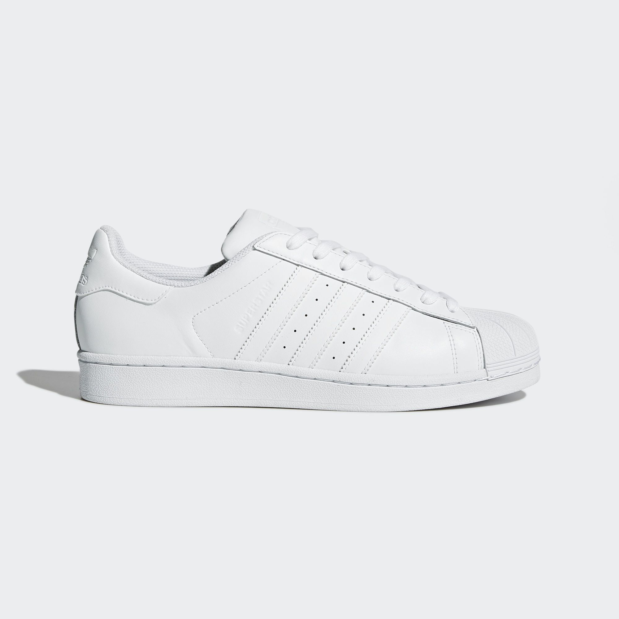 The adidas Superstar shoe debuted in 1969 and quickly lived