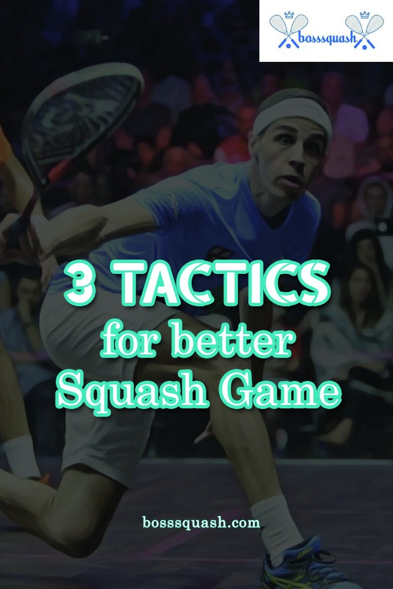 how to play squash game