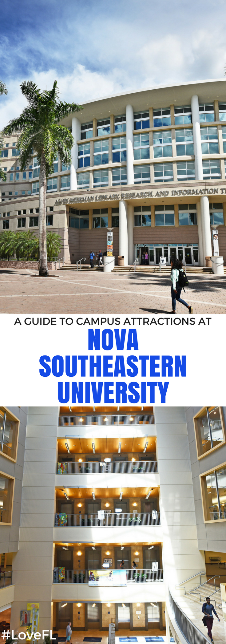 Campus Attractions At Nova Southeastern University Nova Southeastern University Colleges In Florida Southeastern