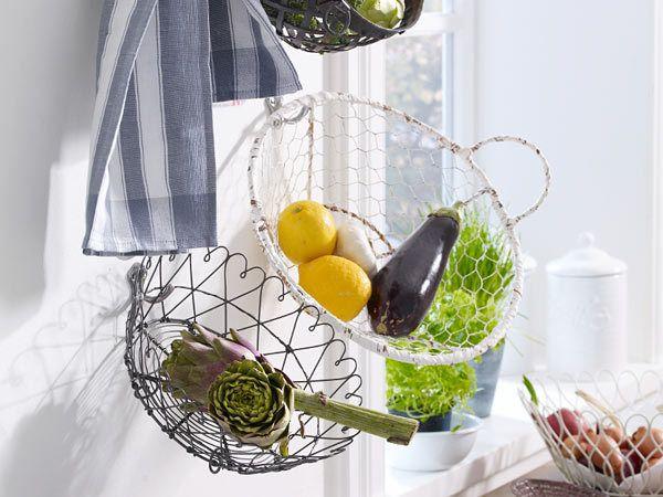 Küchendeko - die schönsten DIY-Ideen - küche deko wand