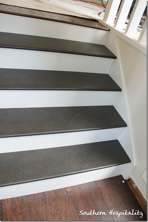 Perfect Painting Stair Treads   Google Search