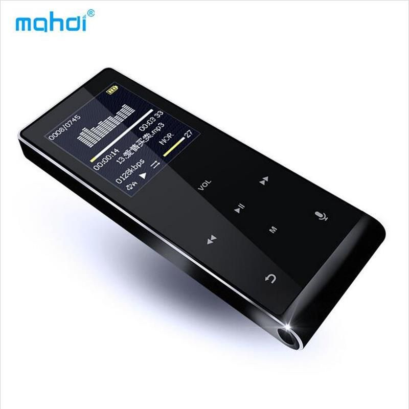 2016 new bluetooth sport mp3 player portable audio 8gb with built mp3 music player built in speaker 8gb shatterproof scratch price 5983 fandeluxe Gallery