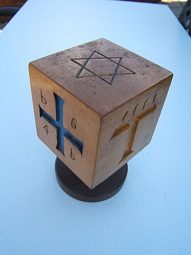 Enochian elemental cube  My Book, Ritual Magic in the 21st Century