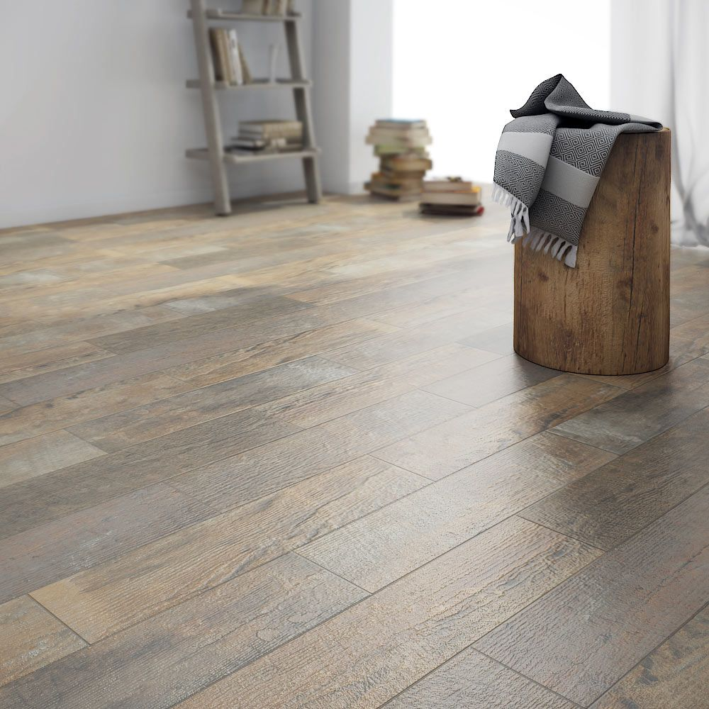 Oslo vintage wood tiles wall and floor 150 x 600mm tiles oslo porcelain vintage wood effect floor tiles victorian plumbing dailygadgetfo Images