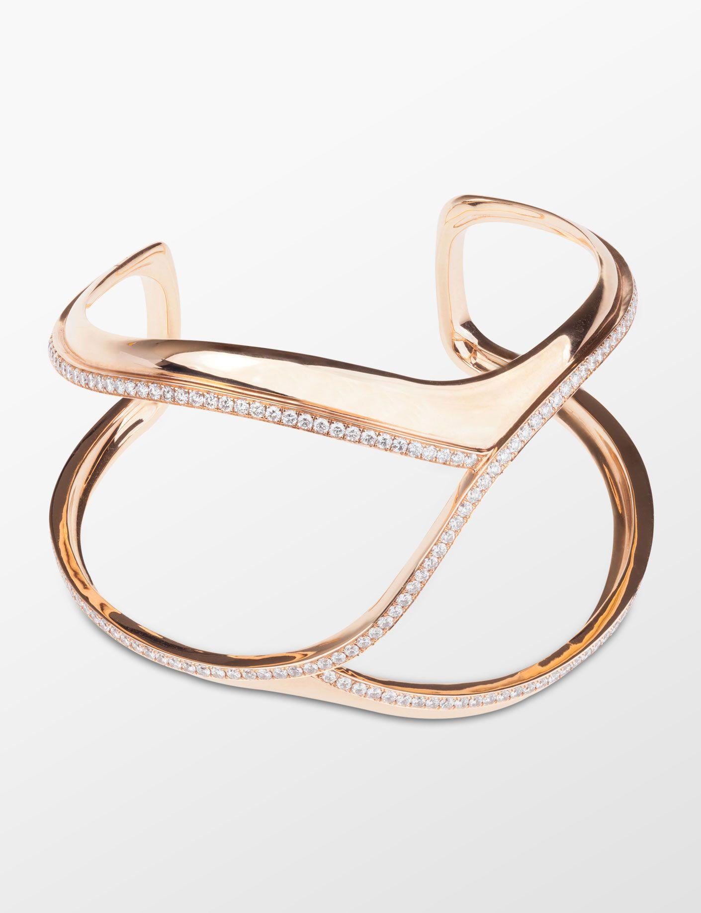Kafkas diamond cuff bracelet bl alwaysfashioncom