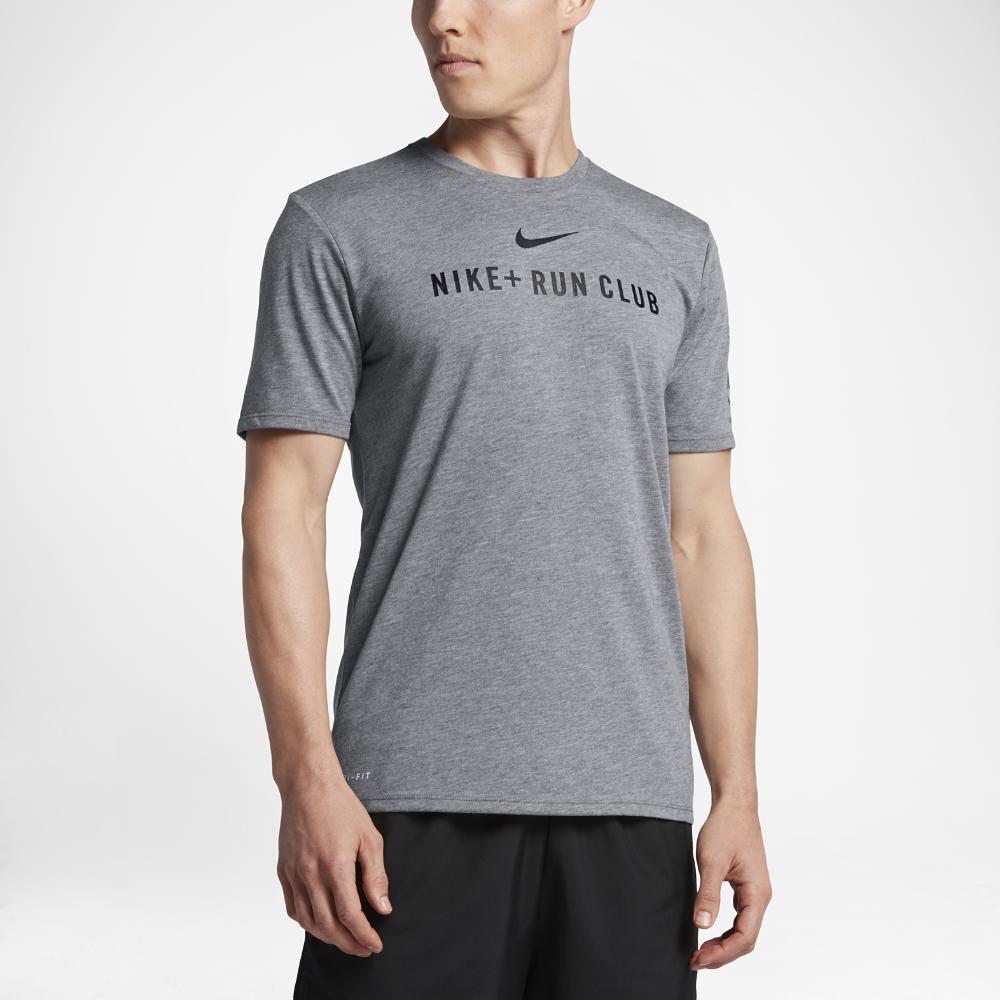 87fb618fa4b92 Nike Dry Run Club Men s T-Shirt Size