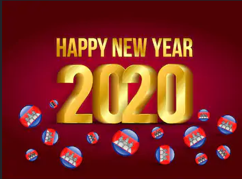 Happy New Year 2020 Happy New Year In Cambodia Happy New Year