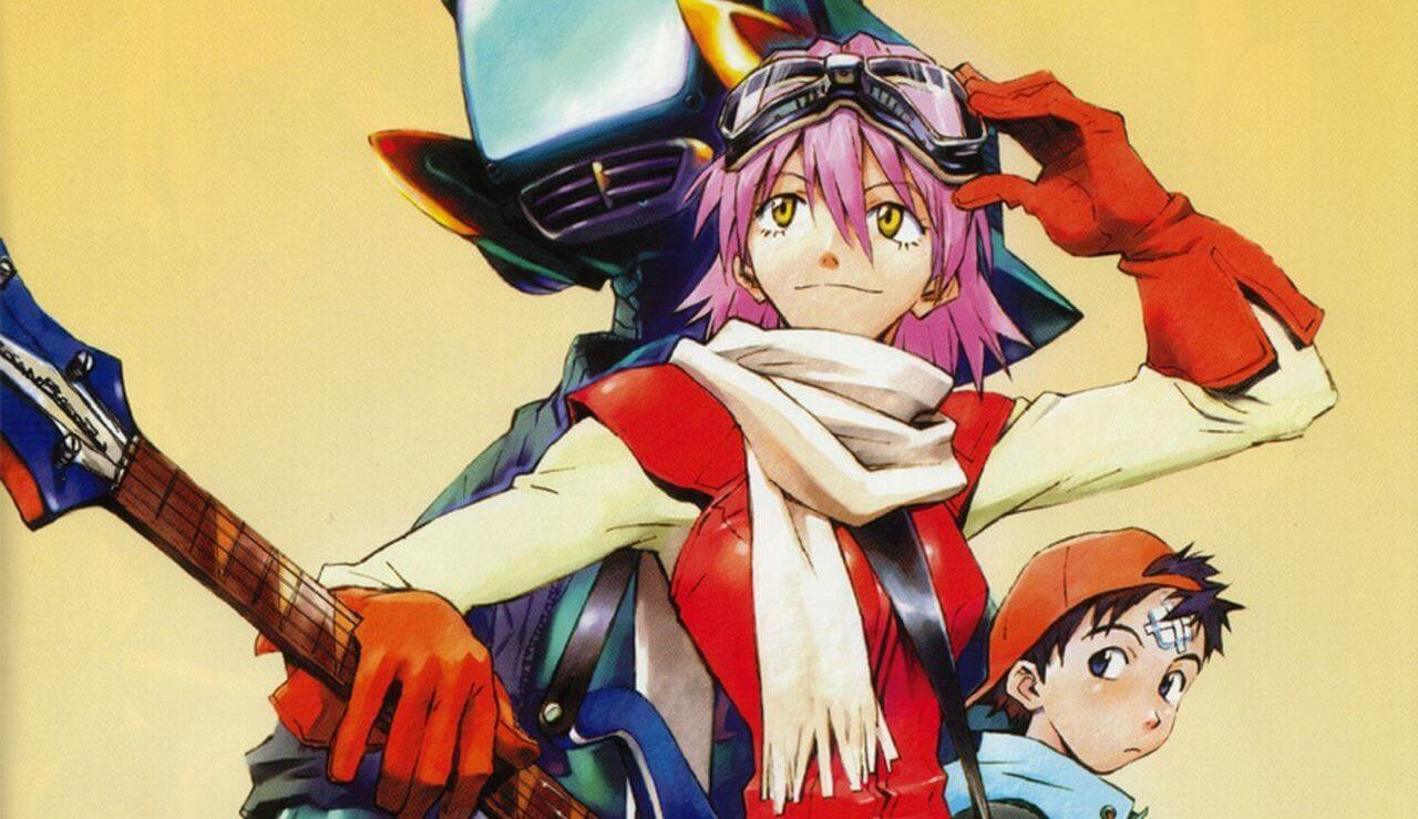 Anime 'FLCL Progressive' dan 'FLCL Alternative ' Rilis