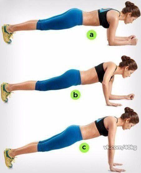 тренировки для быстрого похудения в домашних условиях