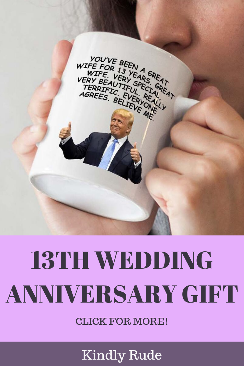 Pin On 13th Wedding Anniversary Gifts For Him And Her