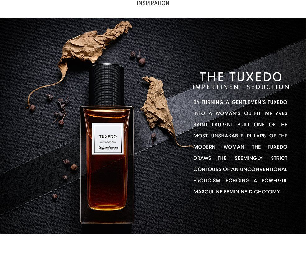 14486e238b8eb Yves Saint Laurent Le Vestiaire des Parfums Tuxedo Eau de 4.2 oz ...