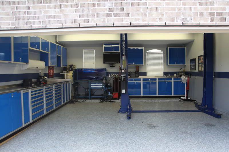 Modern Garage Interior Design Ideas