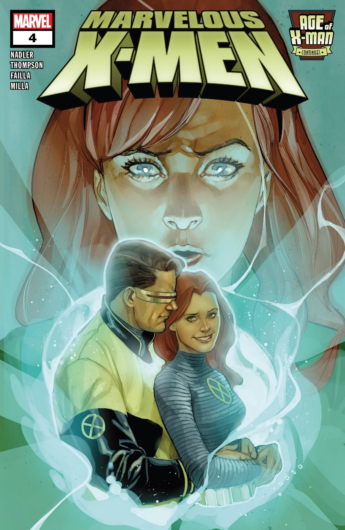 Age Of X Man The Marvelous X Men 2019 Chapter 4 Marvel Comics X Men Marvel