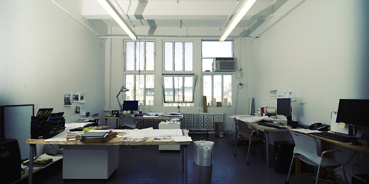 Design small office