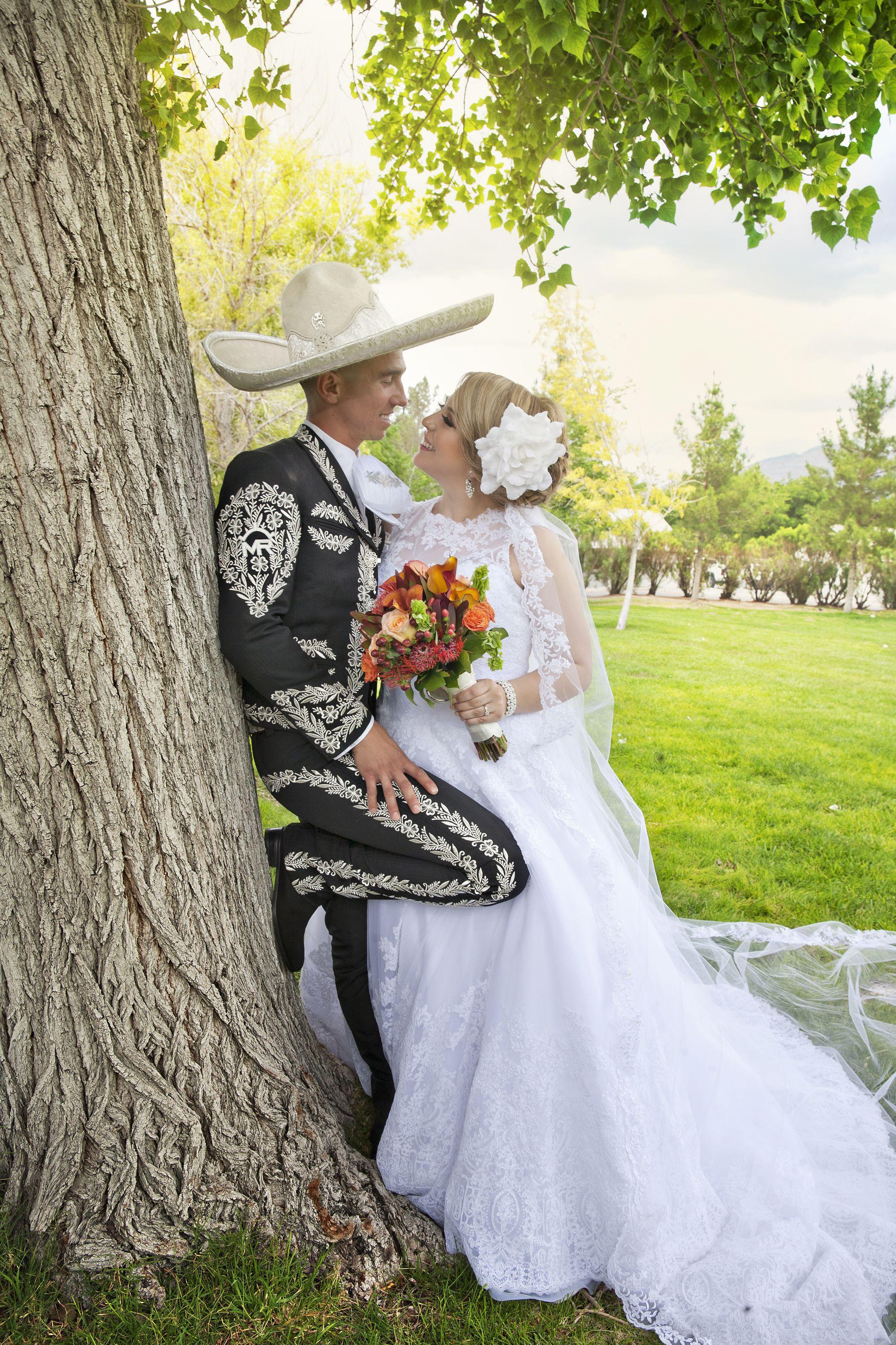 Vestidos de novia tipo ranchero