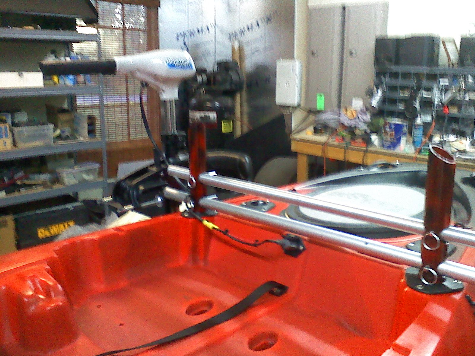 A Different Way To Install Your Trolling Motor Mount In A
