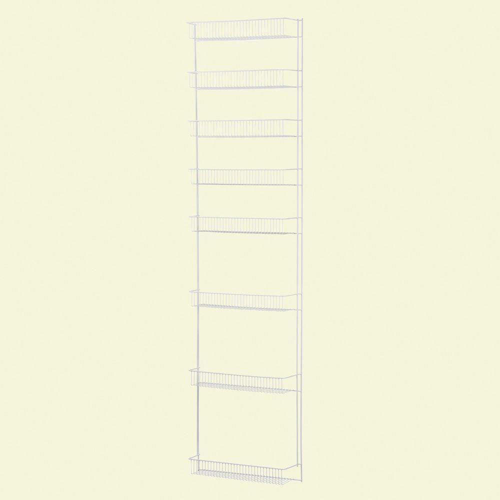 ClosetMaid 72 In. X 18 In. Ventilated Storage Rack 8044 At The Home Depot    Mobile