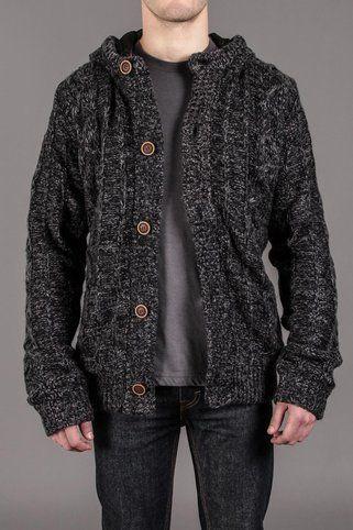 Griffon Hooded Sweater / 555soul