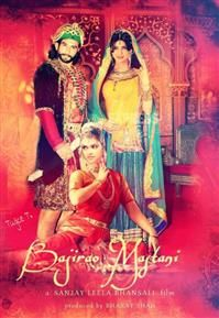 Bajirao Mastani 2015 Hindi DVDScr Full Movie Watch Online Free