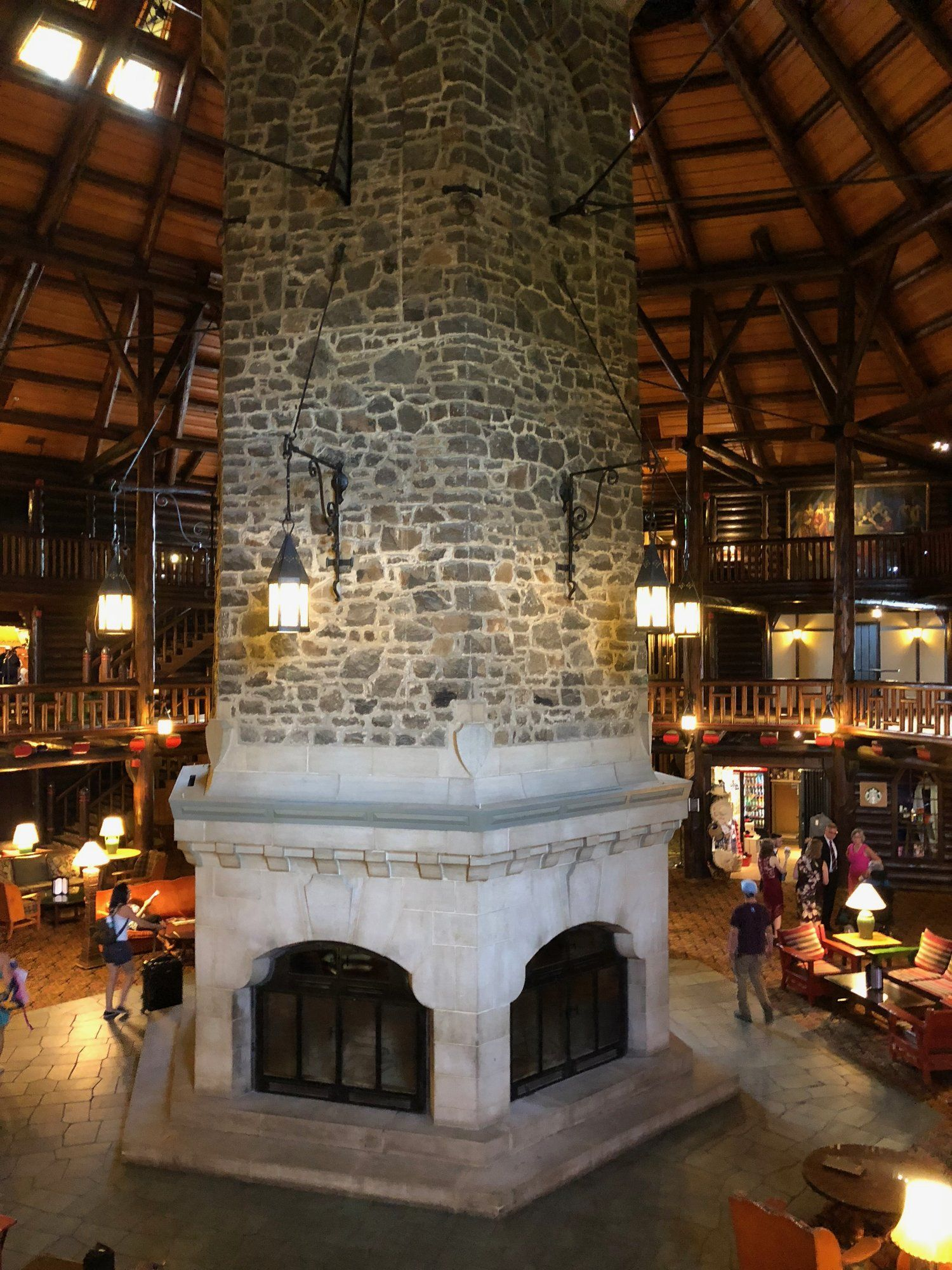 Family Travel Escape to the Chateau Montebello Family
