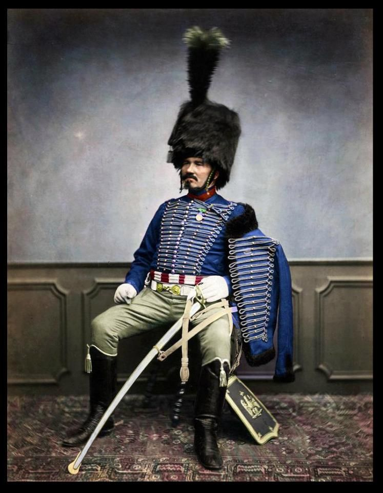 Incredible colourised pictures bring to life the veterans