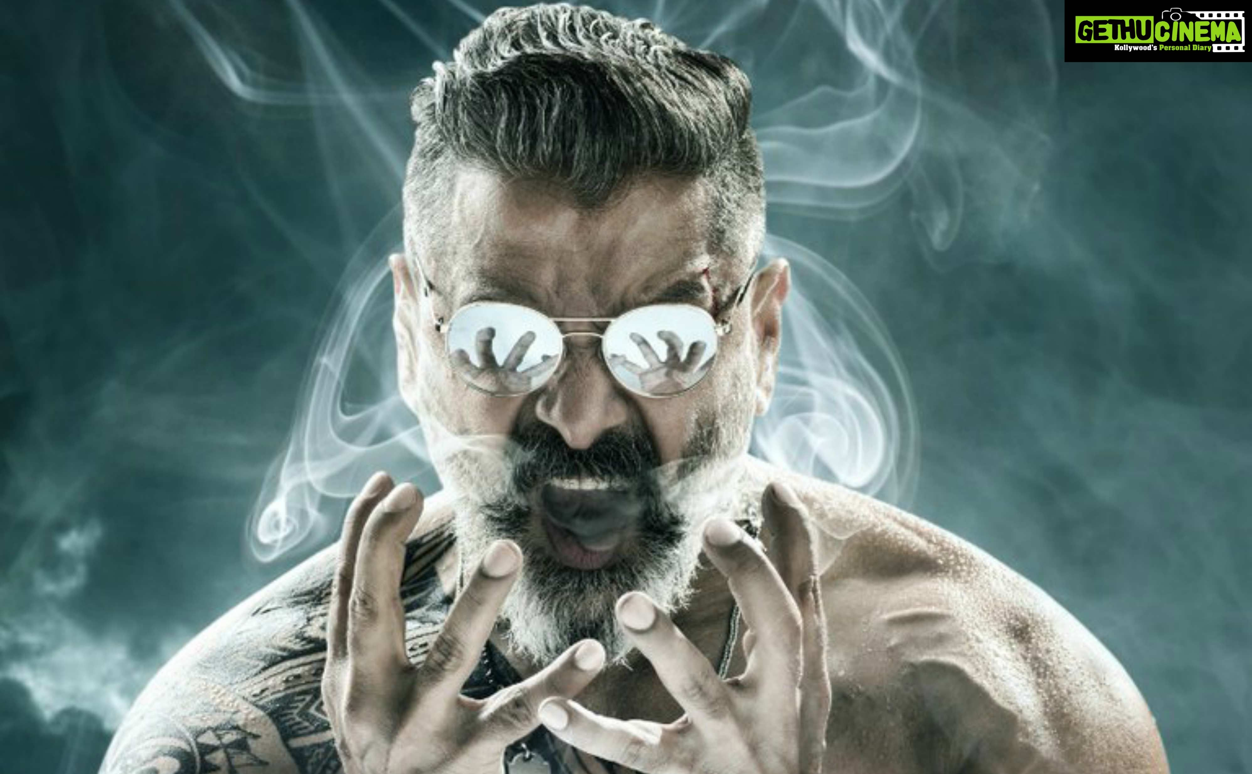 Kadaram Kondan Tamil Movie First Look Poster Chiyan 65 Vikram Gethu Cinema Hd Photos Actors Images Movies