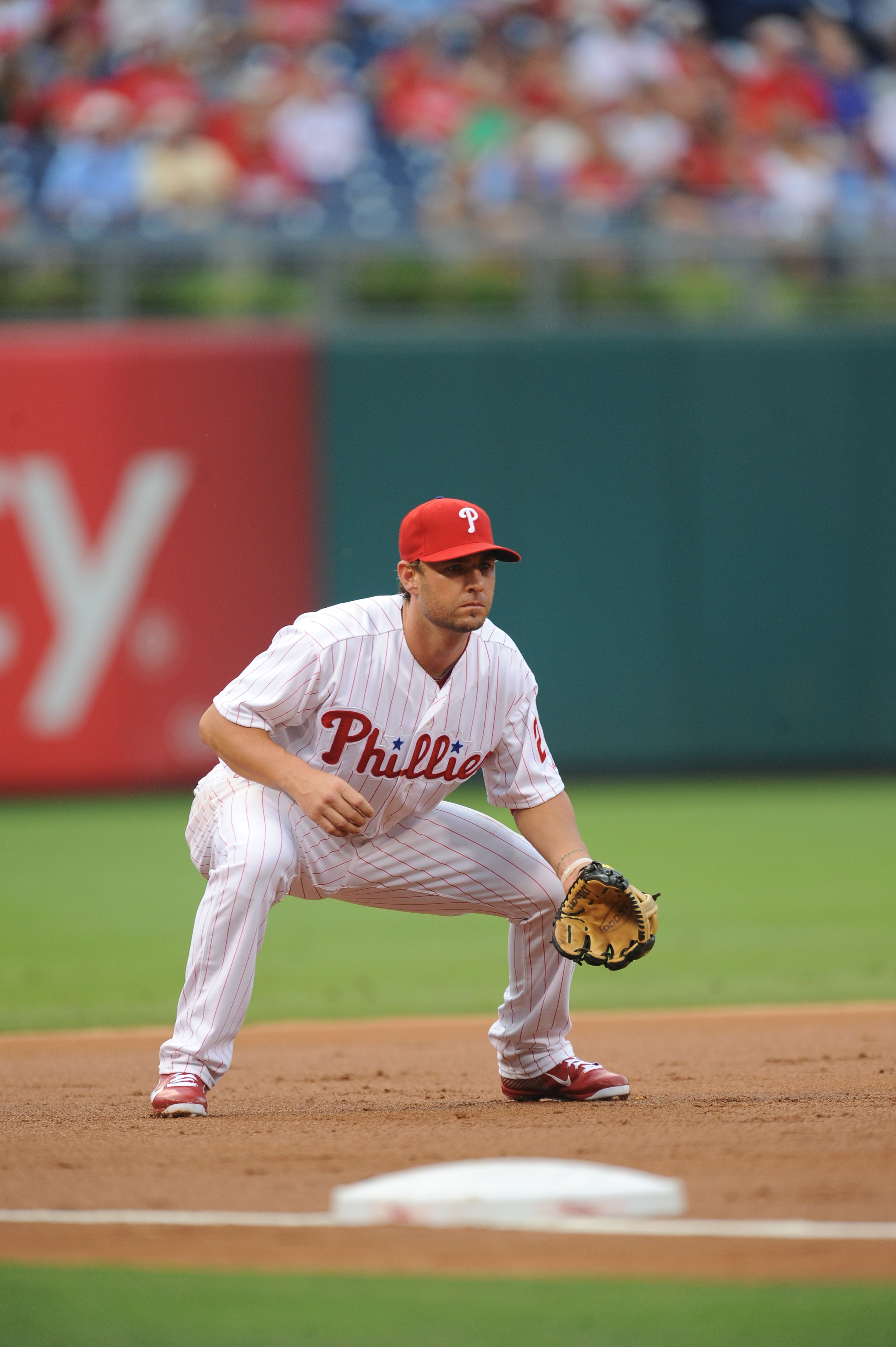 Private Fielding Instruction With Kevin Frandsen Private Fielding Instruction With Phillies Infielder Kevin Frandsen Improve On A Phillies Game Phillies Mlb
