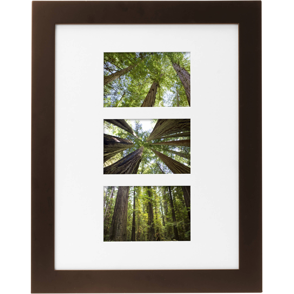 Mainstays Museum 12 X 16 Matted For Three 4 X 6 Openings Solid Wood Picture Frame Mahogany Walmart Com In 2020 Picture On Wood Wood Picture Frames Picture Frames