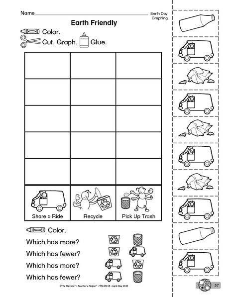 earth day worksheet earth day pinterest worksheets
