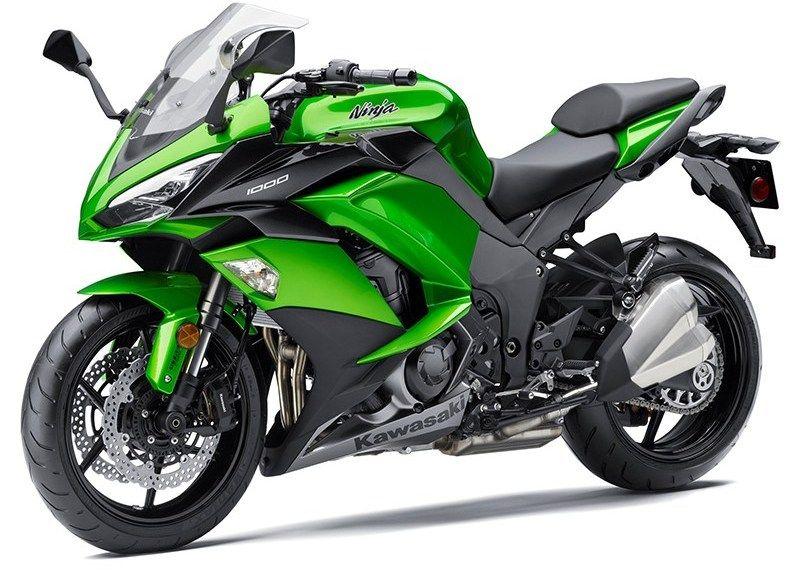Kawasaki Ninja 1000 With a launch cost of Rs 9.98 lakhs