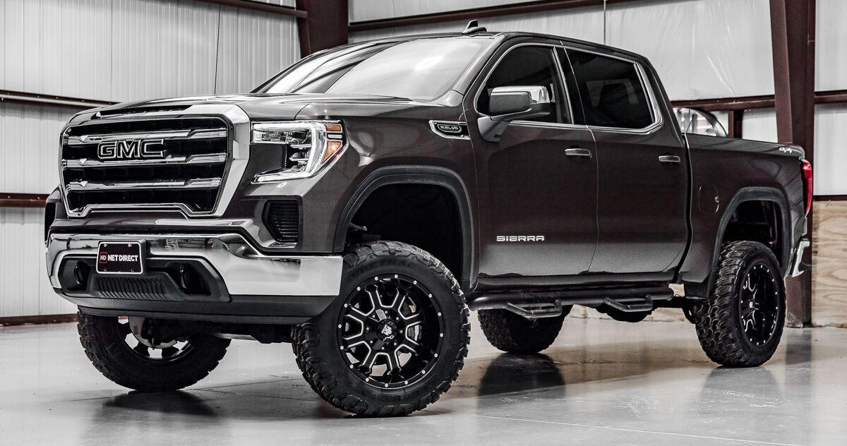 Sold Stock 10994 In 2020 Lifted Ford Trucks Gmc Sierra 1500 Gmc Sierra