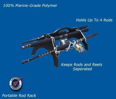 Fishing rod and reel holder easy carrier (With images