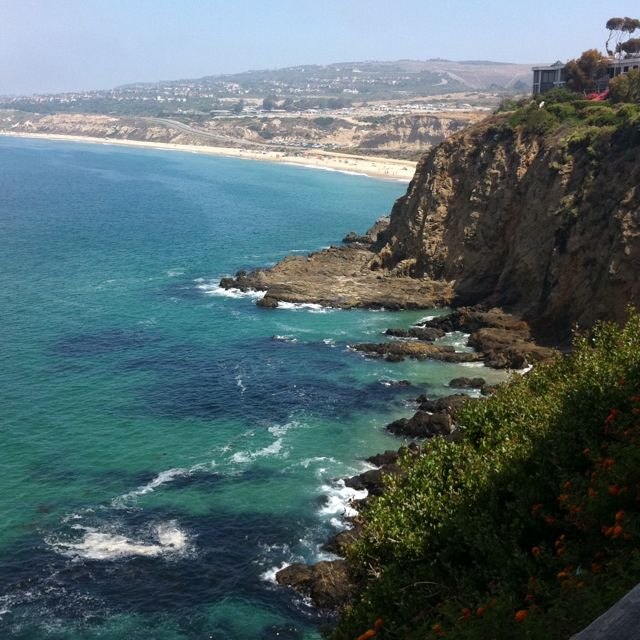 Crystal Cove State Park In Laguna Beach California One Of The Most Beautiful Beaches
