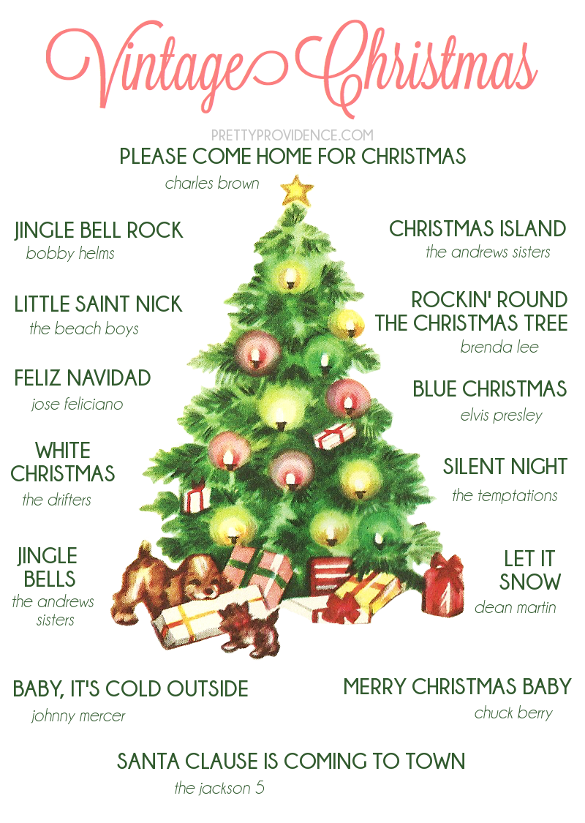 Christmas Oldies Music Party Playlist Christmas Playlist Holiday Christmas Love