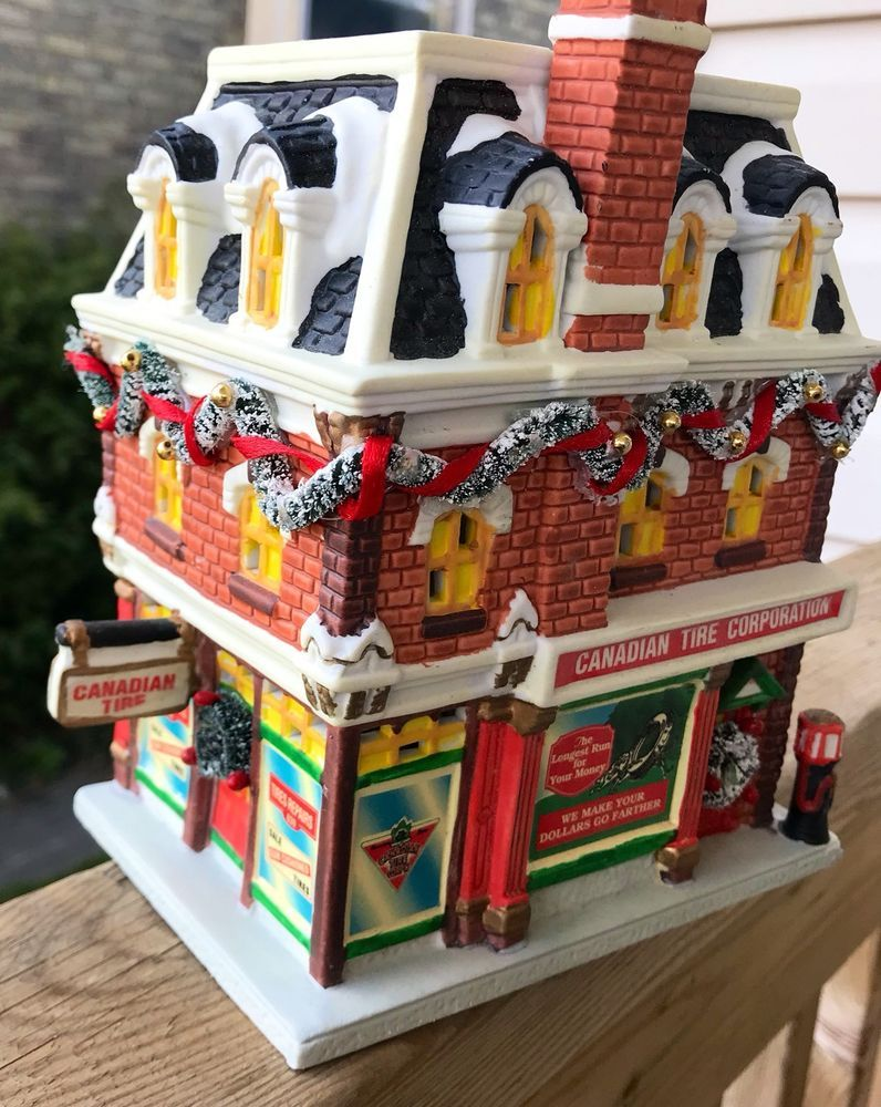 Vintage Dickensville Christmas Village Lighted House Noma
