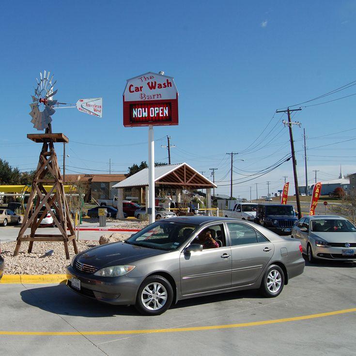 Car Wash Barn >> The Car Wash Barn Thecarwashbarn On Pinterest