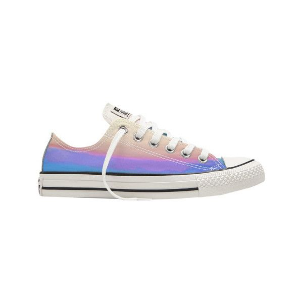 b95cad8b3d4fe2 Converse Chuck Taylor All Star Low Photo Reel - Daybreak Pink Motel...  ( 55) ❤ liked on Polyvore featuring shoes